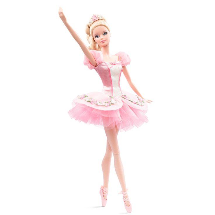 Картинки кукол барби балерина