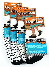 4 sizes available at www.tidytradie.com.au #cleanboots #cleanboot #thecleanboot #workbootcovers