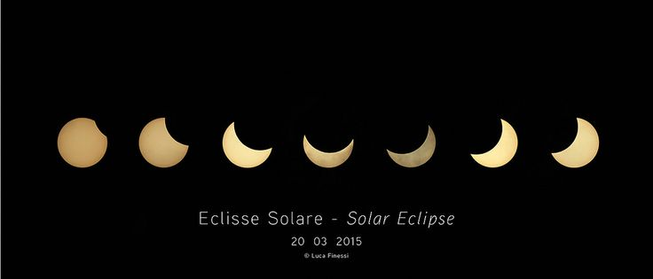 Eclissi Solare Luca Finessi marzo 2015 | Flickr - Photo Sharing!