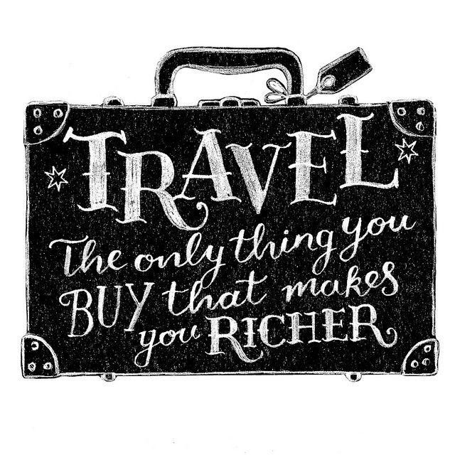 ♔ Travel
