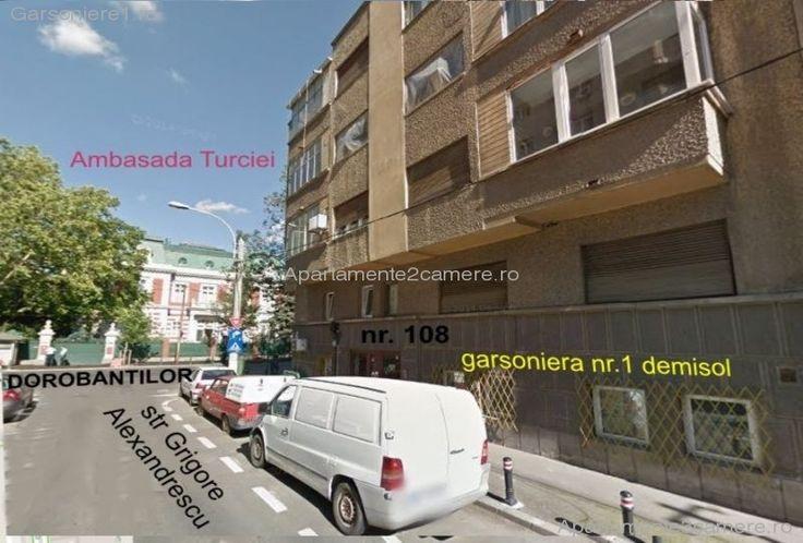 inchiriere garsoniera DOROBANTI GR ALEXA