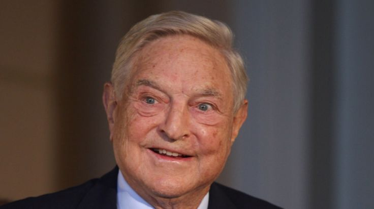 Billionaire George Soros has ties to more than 50 'partners' of the Women's March on Washington