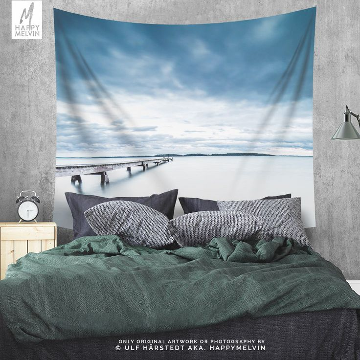 Excited to share the latest addition to my #etsy shop: Stretcher | Wall Tapestry | Tapestry | Sea Wall Tapestry | Nature Wall Tapestry | Ocean Tapestry | Nature | Jetty Tapestry | Unique Tapestry http://etsy.me/2FCOzvN #housewares #homedecor #photography #unframed #ent