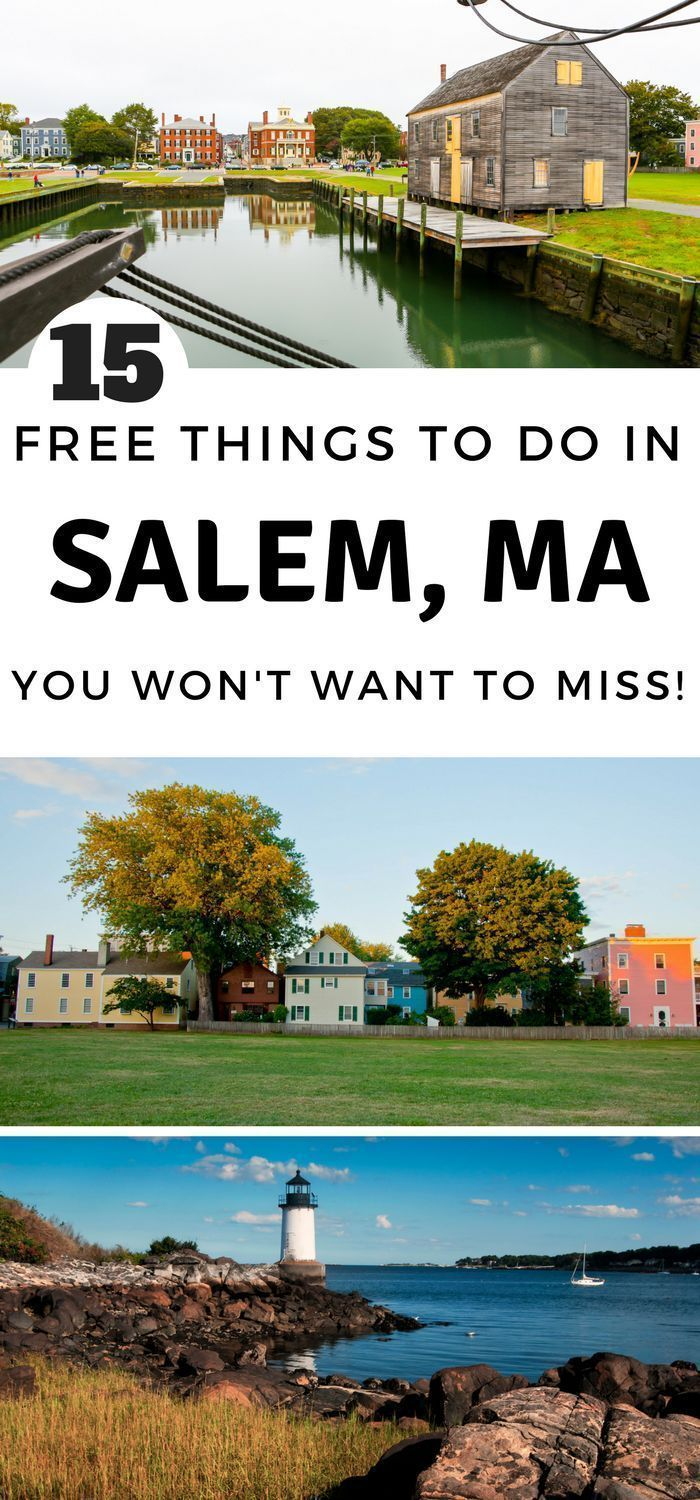 15 Best Free Things to do in Salem MA | New England Travel
