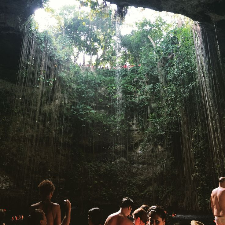 Cancun Yucatan vacation travel diary covering day