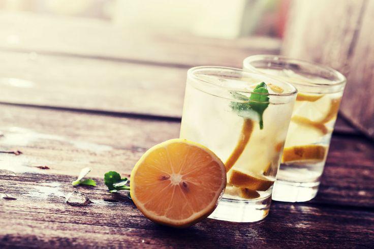 DIY Low-Calorie-Limonade