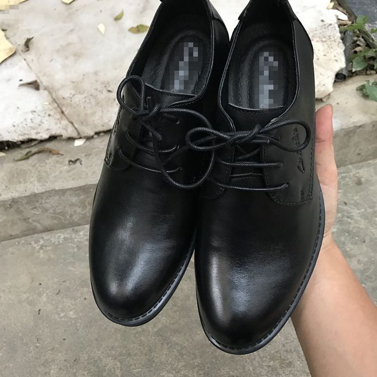 Мужчины внешней торговля за пределами одного конца единой обувной кожи коровьей круглых бизнес прогулочной обуви Британской молодежь Поттер - Taobao