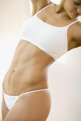 To get 6 pack abs, add protein, fresh fruits and leafy greens to your diet.