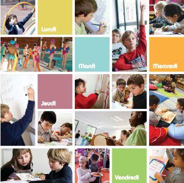 Les rythmes scolaires dans l'académie de Paris A la rentrée de septembre 2013, la réforme des rythmes scolaires s'appliquera dans les 662 écoles publiques parisiennes. #rythme #scolaire #academie #paris #rentree #septembre #2013 #ecole #primaire #maternelle