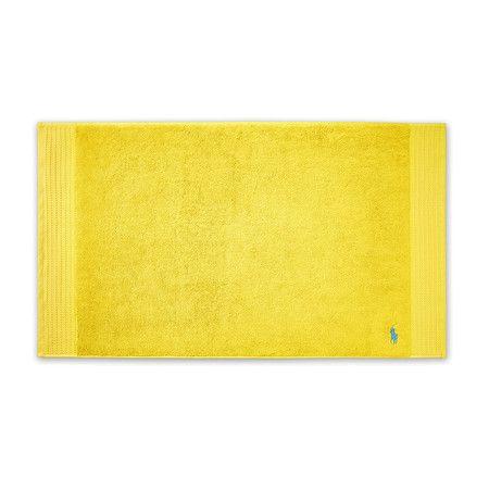 Ralph Lauren Home - Player Bath Mat - Slicker Yellow