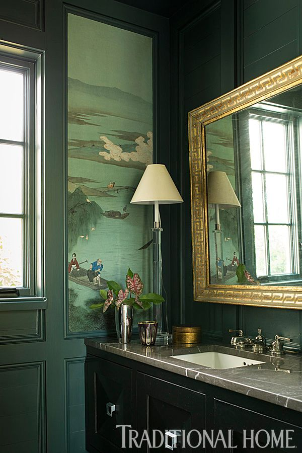 Dark Green Small Bathroom: 17 Best Ideas About Dark Green Bathrooms On Pinterest