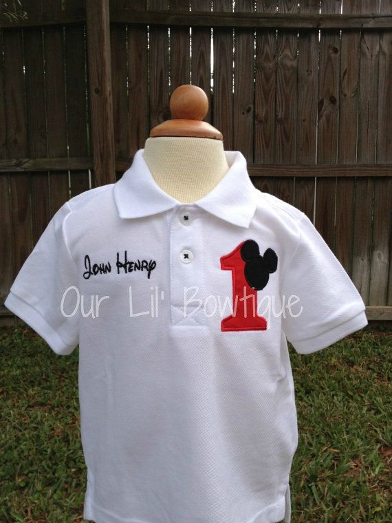 26 best boy birthday balloon ideas images on pinterest for Personalized polo shirts for toddlers
