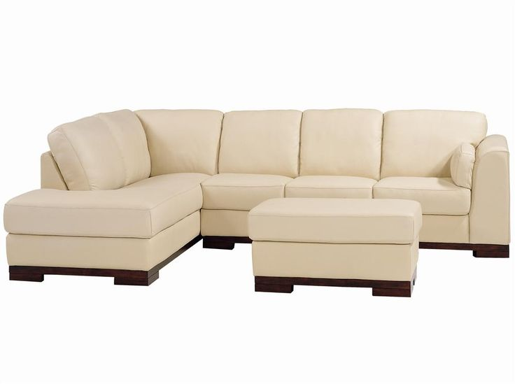 6103 Right Arm Facing Sectional By Dante Leather