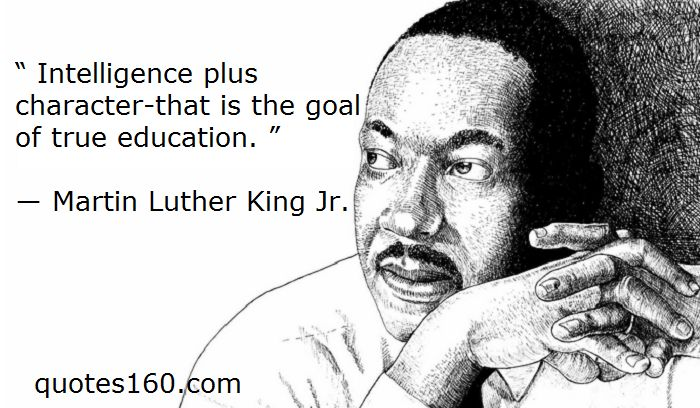 Martin Luther King Quotes | 10 All Time Best Quotes On Education To Hang At Every School [ pics ...