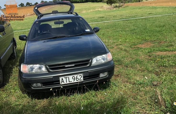 Toyota Estima 1993, check out stunning features and cheap prices of campervans, backpackers, motorhomes for holiday tourist and motels services -Auckland NZ