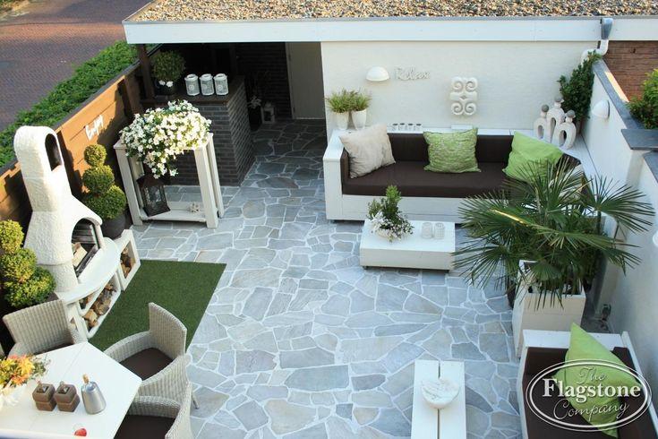25 beste idee n over mediterrane tuin op pinterest grind tuin en lavendeltuin - Buitentuin inrichting ...