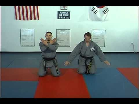 This video demonstrates the basic break falls that are needed in the practice of martial arts such as hapkido, karate, tang soo do and taekwondo.  These falls are demonstrated and explained by instructors of Ji Han Jae, the founder of modern hapkido