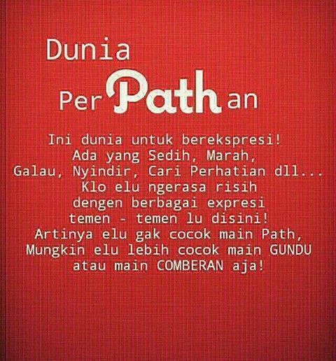 Dunia Per Path an