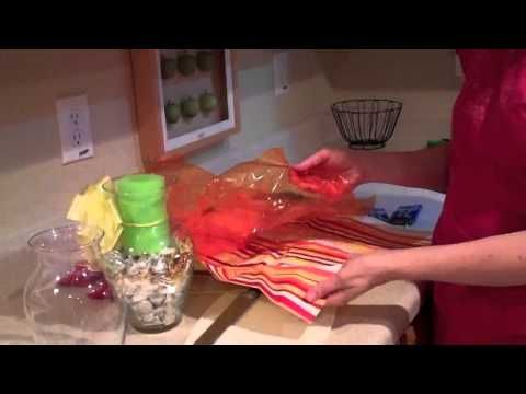 HOW TO MAKE A CANDY BOUQUET!