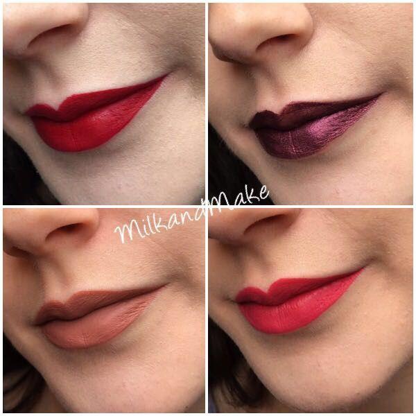 [Recensione] Cliomakeupshop Liquidlove Lipstick | Milk & Make