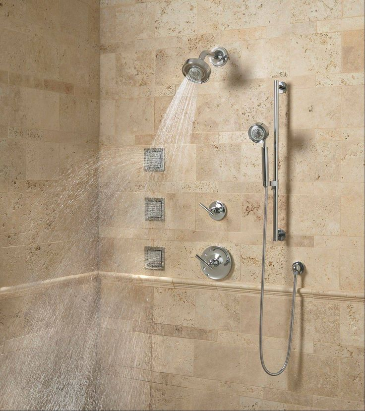 Lovely Custom Shower Stalls Can Include Multiple Showerheads And Body Sprays, So  Not Only Can The