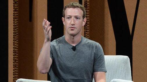 """Mark Zuckerberg: """"Facebook artırılmış gerçeklik üzerinde çalışıyor."""" #sosyalmedya #colakishaber"""