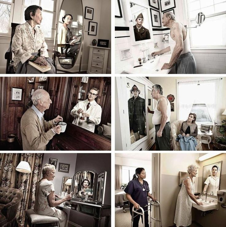 Seeing the past in the mirror; Tom Hussey's remarkable 'Reflections'.