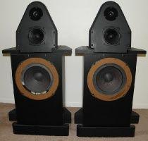 Dahlquist DQ20i, 3 way, phased array floor standing loud speakers - Photo608704