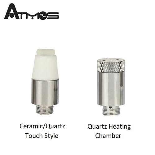 Atmos Electro Dabber Replacement Coil 2 Pack Heating Chamber Coil Atmos