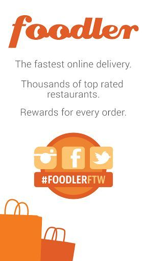 Foodler's free service has made ordering food online fun, easy, and rewarding since 2004. Now Foodler brings your Best Bets for local food delivery to Android! <p>We've got all your favorite delivery foods – plus top-rated restaurants that normally don't deliver. Explore and experience local favorites rated by Foodler users like you. So whether you're looking for pizza, wings, comfort food, a breakfast wake-up call, vegetarian delights, or face-melting Szechuan – we've got you…