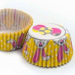 Categoría: Pirotines - Producto: Pirotines Con Diseños Nº 10 Conejo - Envase: Blister - Presentación: X   25 Unid.