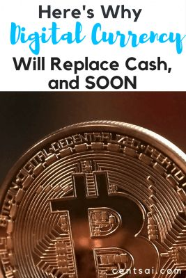 Here's Why Digital Currency Will Replace Cash, and Soon. With credit cards and digital money platforms like PayPal rapidly gaining popularity, the days of physical cash may be numbered.