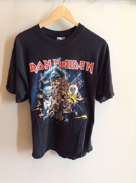 Vintage Iron Maiden  Best of the Beast shirt  1996  XL
