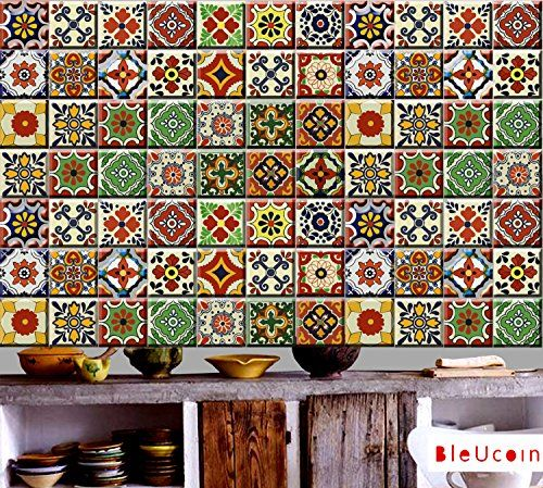 Tile/ Wall/ Stir Decals/Stickers MEXICAN SOUTHWESTERN T
