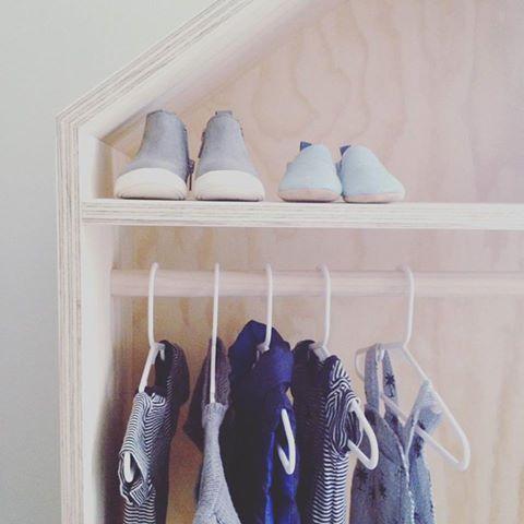 harlow & eliza wardrobe made by fox & rabbit #foxandrabbitnz #harlowobe #elizarobe