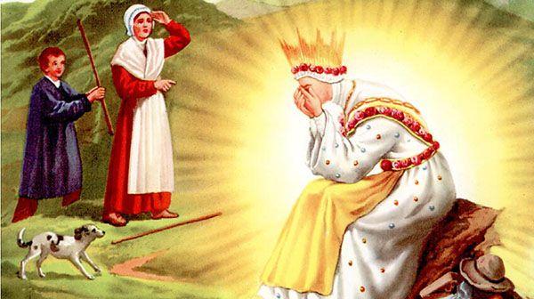 Quelle 'terribili' parole pronunciate dalla Beata Vergine a La Salette