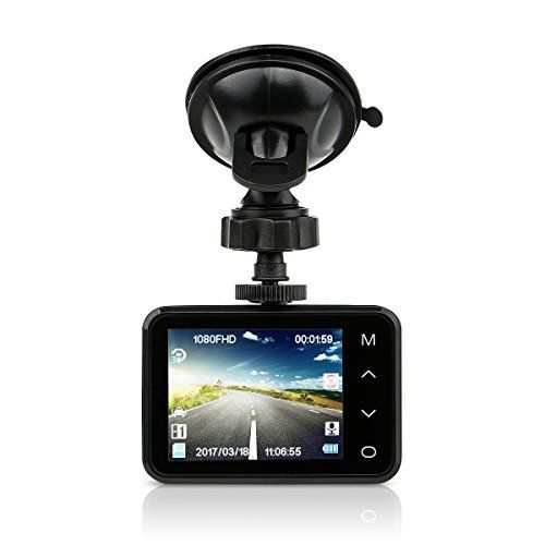 Terich 27 Full Hd 1080p Car Dash Cam Wide Angle Dvr Camcorder