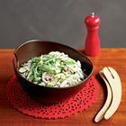 Een heerlijk recept: Noedels met groenten en room