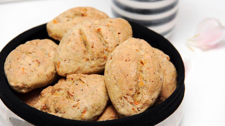 Luftige og sunne, enkle og perfekt til både suppe og matpakke. Dette er favoritten til matblogger Thea Bolstad.