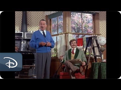 Walt Disney Talks Creating Carousel of Progress | Walt Disney World. This is the best quality footage of Walt I've ever seen. It looks like it was recorded today.
