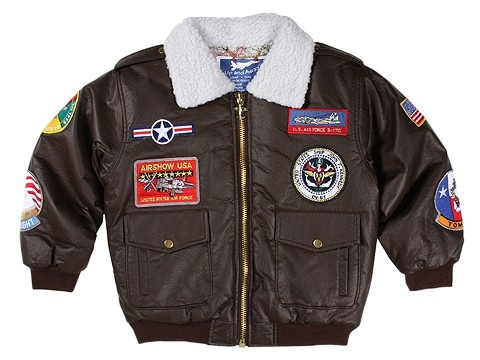 Toddler Bomber Jacket