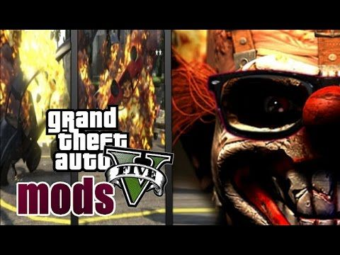 GTA 5 PC Funny Moments, Glitches, Gravity (GTA V PC Mods) GTA V PC New Mods! GTA 5 (Grand Theft Auto 5) Gameplay with the best newest mods GU Mod, Gravity Gun Mod, Vehicle Cannon Mod. Lots of Funny Moments! Attention: Do not use Mods in GTA V Online - RISK to get BANNED #GTAV #GTA #GTA5 #GTAMODS #mods