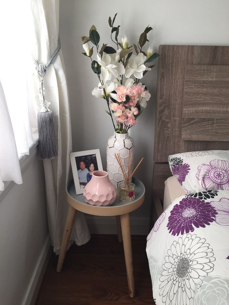 Kmart bed side table ideas