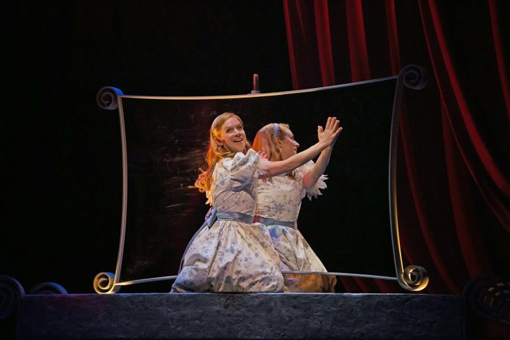 Alice Through The Looking Glass Stratford Review