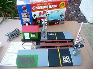 Here Life like trains crossing gate   Mark giver