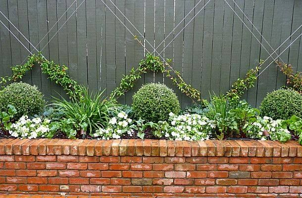 HEDGE Garden Design via The Creeping Fig