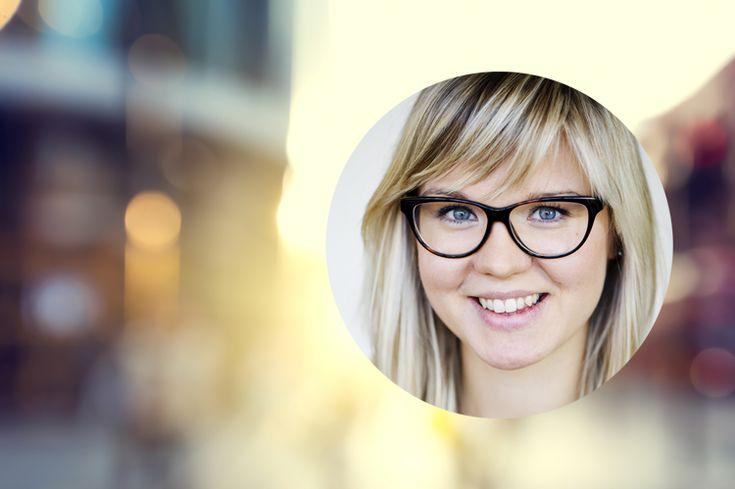Supernainen: Tutkija Noora Pinjamaa nauttii työstään ja pistää koko sydämensä siihen, mitä tekee
