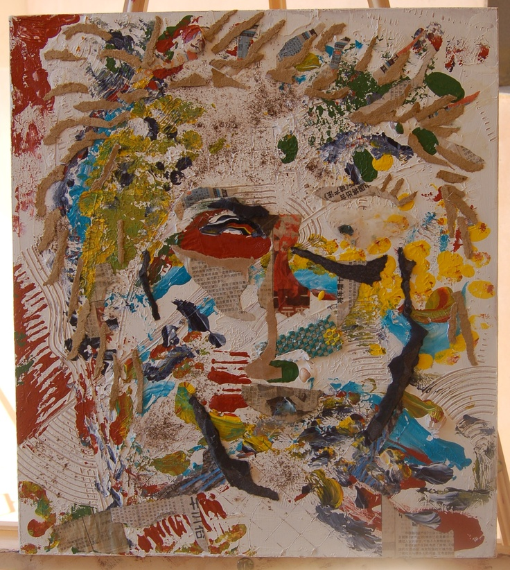(untitled) phase II. underpainting prep: Art, Underpainting Prep, Untitled