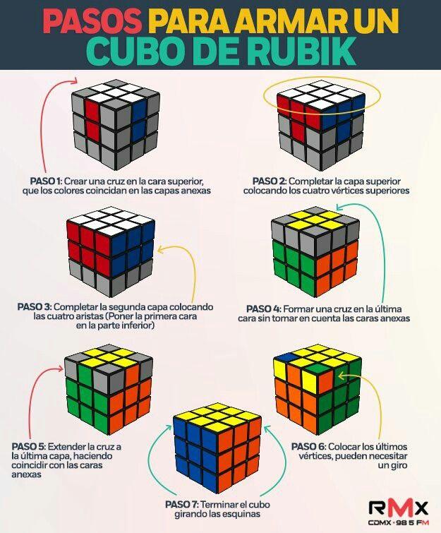 Pin De Julia Barbosa Lima En Cubo Rubik Cubo Rubik Cubos Cubo Magico