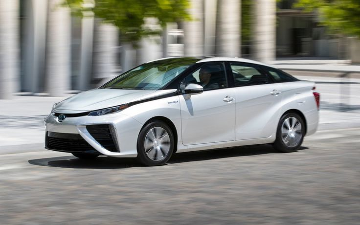 Toyota surpasses 3000 Mirai hydrogen fuel cell vehicle sales: With a range of 502 kilometres and refueling time of approximately five minutes the Mirai creates electricity using hydrogen oxygen and a fuel cell and emits nothing but water vapour in the process http://ift.tt/2DOxMF6